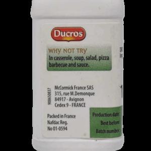 Ducros Dried Thyme 4