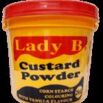 Lady B Custard