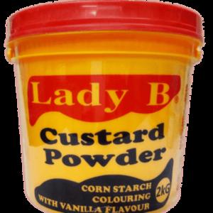 Lady B Custard 2
