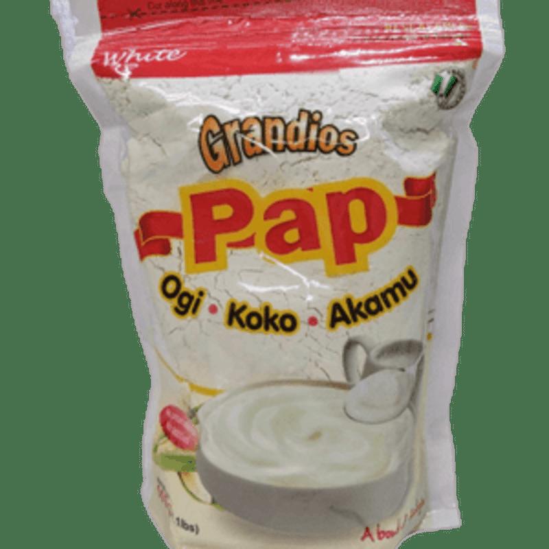 Grandios Pap (Ogi) 1