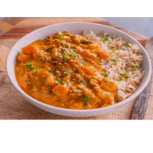 1. West African Peanut Soup