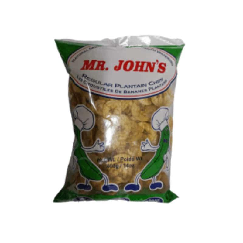 Mr. John Plantain Chips