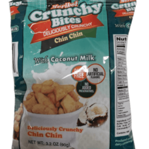 Crunchy bit Chin-Chin 3